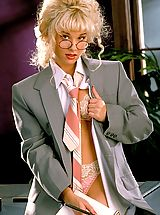 Naughty Office, Spread a lil' Honey on your tongue, she's sweet, smooth and creamy dreamy!