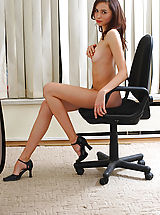 Secretary Fuck, Astonishing Angel at Work