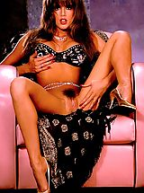 Spike Heels, Best legs in the biz from the nineties til' now...Racquel Darrian!