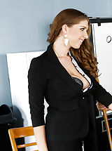Naughty Office, Alex Chance