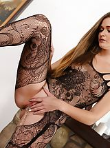 Soaking damp Lace