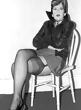 Stockings Pics: Forefathers Frauen