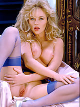 Stockings Pics: As beautiful today as she was in 1992, Dyanna Lauren is an everlasting sex symbol!