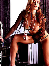 Sexy Secretary, Together at last! Sensational centerfold star Randy Moore pairs up with legendary photographer Suze Randall for a stylish, sophisticated shoot that emulates class act sex!