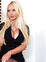 Hot Secretary, Nikki Benz