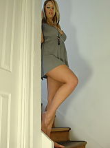 Office Sex, Secretaries in High Heels Miss Shay in May 2011