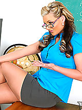 Office Sex, The sexy Ms. Phoenix Marie gives a lesson in anal sex.