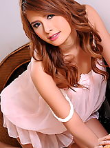 Asian Women kathy cheow 14 sweet thai lady negligee