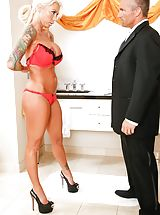 Ultra High Heels, Lolly Ink, Marcus London
