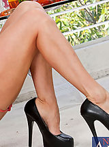 High Heels, Diamond Foxxx