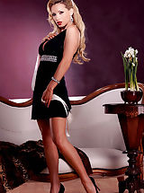 Nikki Benz is a smooth ride that exudes class from top to bottom...luxury at it's finest!!!