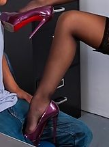 Stiletto Shoes, Priya Anjali Rai