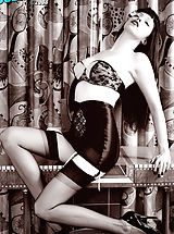 Legs High Heels, Emily Marilyn exudes the look and classic kink of 50's fetish!