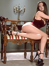 6 inch Heels, Action Girls Naked