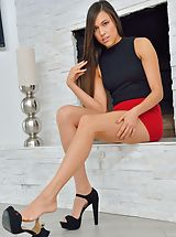 Stilleto Heels, Katy-II