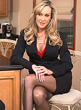 Between Legs, Brandi Love,Seduced By A Cougar,Brandi Love, Bill Bailey, MILF, Stranger, Chair, Dining Room, 69, American, Ass licking, Athletic Body, Big Dick, Blonde, Blow Job, Bubble Butt, Caucasian, Cum in Mouth, High Heels, Mature, MILFs, Outie Pussy, Stockings, Tr