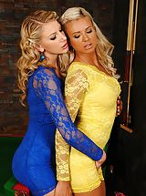 Ashley Bulgari, Danielle Maye