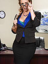 Cherie Deville, Johnny Sins in Getting Laid Off